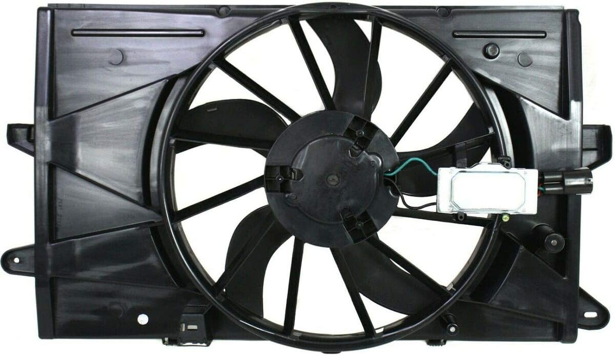Premium Plus Radiator Cooling Fan Compatible Ford 2008-2012 with All Max 48% OFF stores are sold