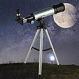 No logo LPLHJD Día Amplio Campo de visión del telescopio Entrada HD de Alta magnificación de 90 Veces de niños sorteo de Regalos