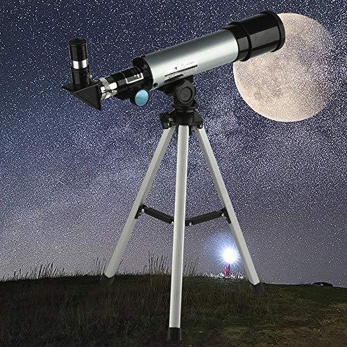 DKEE Großes Sichtfeld Einstiegsteleskop HD Hohe Vergrößerung 90-fache Kindergeschenk-Verlosung