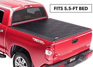 BAK Revolver X2 Hard Rolling Truck Bed Tonneau Cover   39409T   fits 2007-19 Toyota Tundra w/ OE track system 5' 6