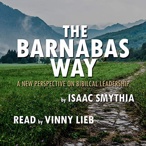 The Barnabas Way audiobook cover art