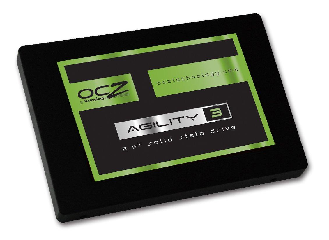 OCZ AGT3 25SAT3 120G Agility 3 interne SSD 120GB(6,4 cm (2,5 Zoll), SATA III)