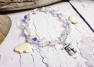 bracelet swarovski femme
