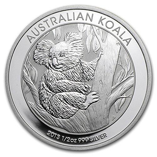Silver 999 Silver Coin CAPSULA Coin Perth Mint Australian Koala 2016 1 OZ 31.1 gr