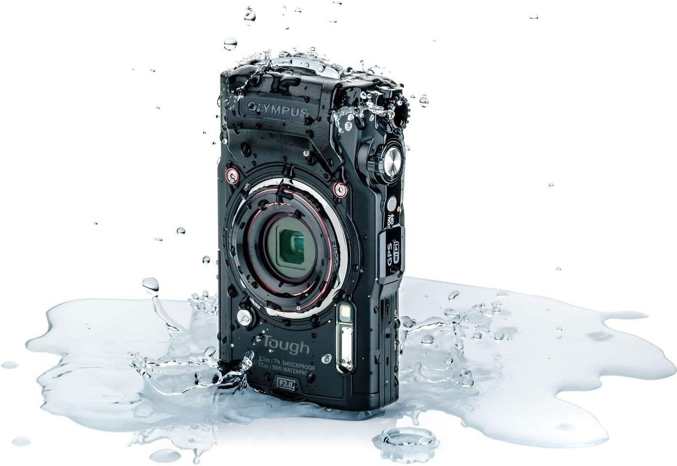 Olympus TG-6 Waterproof Camera