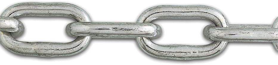 Chapuis BS8 Bobine de ketting, gelast, met kort verzinkt staal 400 kg Ø 8 mm x 12 m