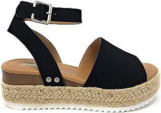 Best platform sandals flat Reviews