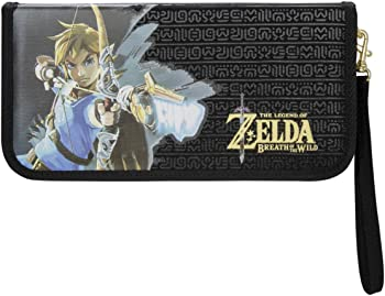 PDP Nintendo Switch Zelda Breath of the Wild Travel Case
