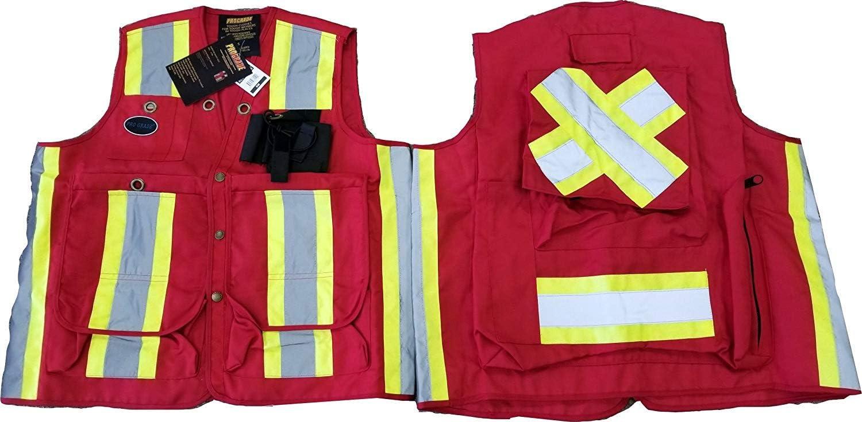 PROGRADE Surveyors Safety Vest Small