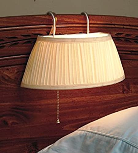 high quality TRM Headboard online sale Lamp, White, outlet online sale Single online