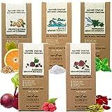 Elements Truffles Sampler Pack - Dairy Free Chocolate Bar - Gluten Free, Non-GMO, Raw & Organic...
