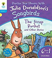 Oxford Reading Tree Songbirds: Level 3: The Scrap Rocket and Other Stories (Songbirds Phonics)