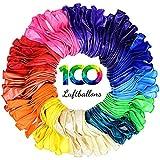 100 Stück Luftballons, 10-Zoll Latex-Helium Luftballons, Passend für Luftballons Bunt Großpackung für Geburtstagsfeiern /Partydekoration / Luftballons Hochzeit / Neon Luftballons
