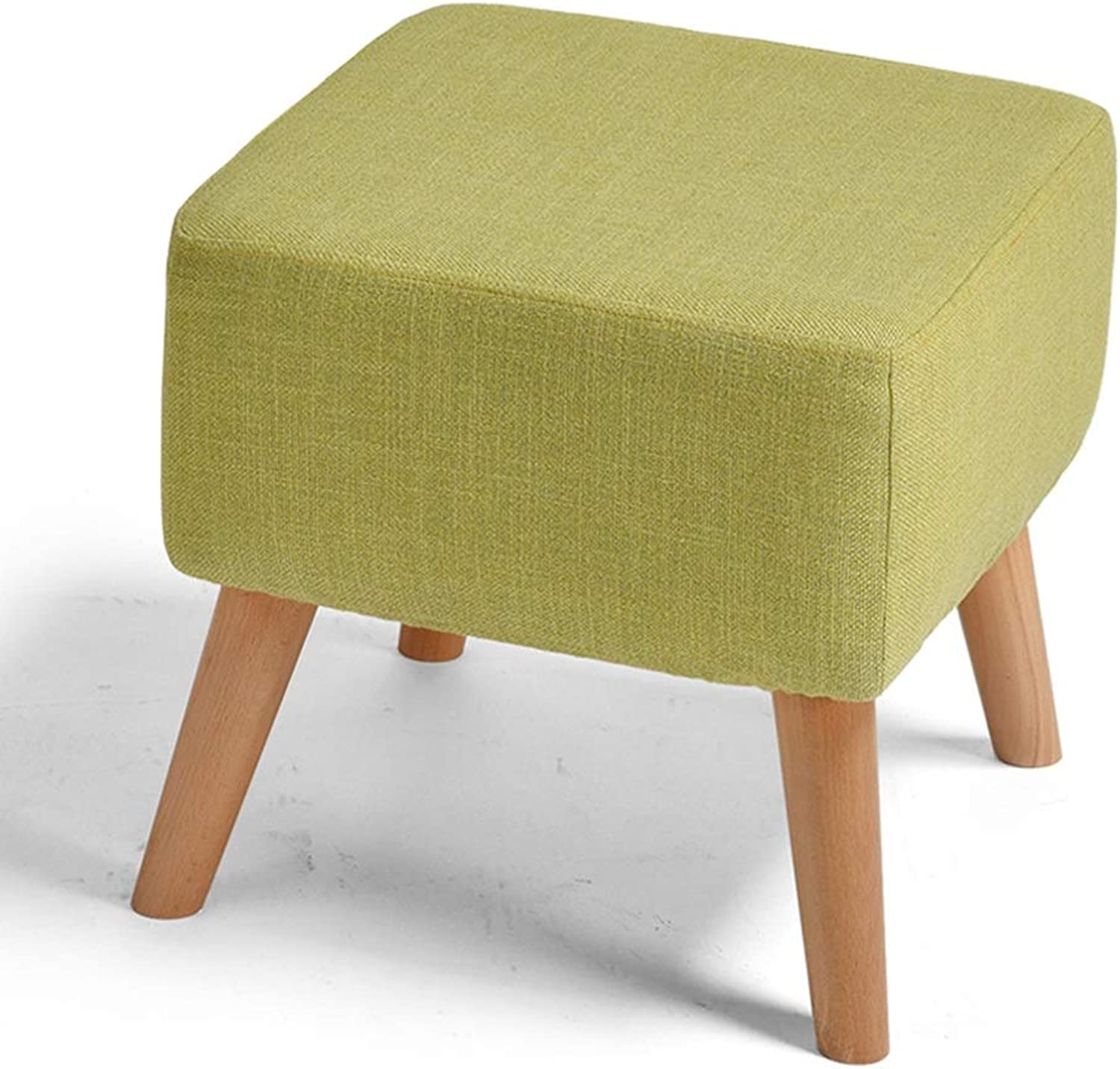 SUNNY Solid Wood Change shoes Bench Small Stool Sofa Stool Dressing Stool (color   C2)