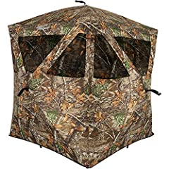 Ameristep Hunting Ground Blinds & Accessories. Hunting success begins with the element of surprise. That's what Ameristep has given hunters for over 20 years: Ground blinds & accessories that cleverly conceal positions from up above and down below Th...