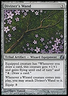 Magic: the Gathering - Diviner's Wand - Morningtide - Foil