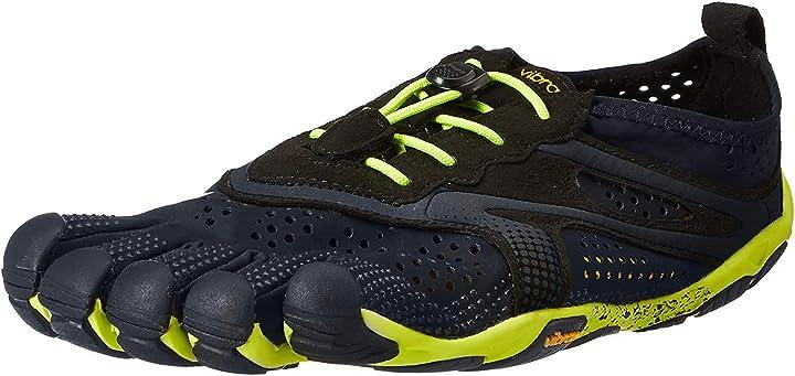 Scarpe sportive vibram five fingers uomo 17m7003 v-run scarpe da running 16M310138