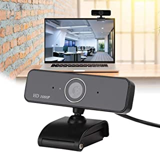 Computer USB Camera - 1080P USB Camera High-Definition Video Built-in Digital Microphone Computer Accessories