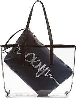 DKNY Brayden Transparent Totes