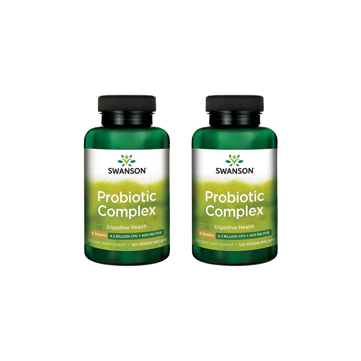 Swanson Probiotic Digestive Metabolism Supplement