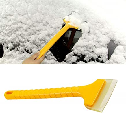 Spade & Shovel Snow Ice Scraper Removal Clean Tool Auto Car Vehicle Glass Snow Shovel Water Scraping Car Windshield Anti Slip Ice Remove Tools
