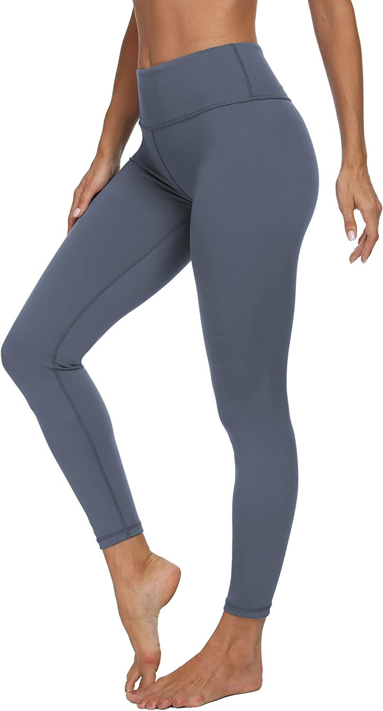VIISHOW Women's High Waisted Tummy Control Yoga Pants 4 Way Stretch Full Length Leggings Running Pants Workout Yoga Leggings at  Women's Clothing store