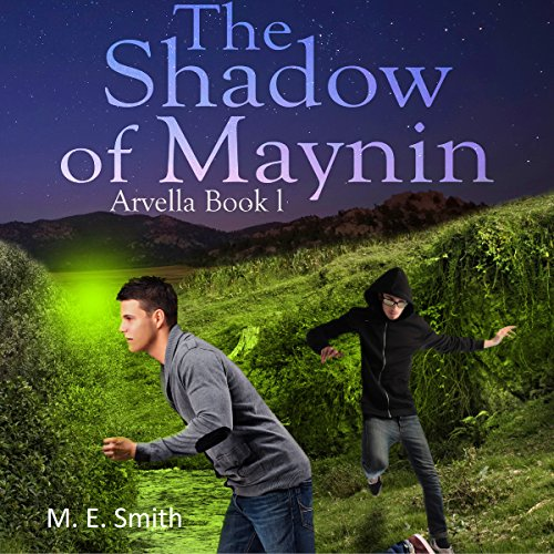The Shadow of Maynin audiobook cover art