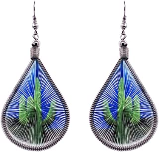 Best thread earrings images Reviews