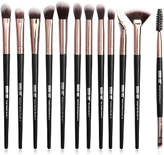 MAANGE Brocha de Maquillaje Profesionales 12 Piezas Set de