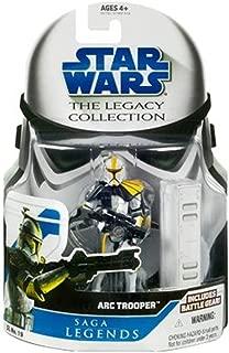 Star Wars Clone Wars Saga Legends Action Figure Arc Trooper