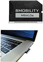 "8MOBILITY iSlice Micro SD Card Adapter for MacBook Air 13"" A1466 (Early 2015-2017) and MacBook Pro 13"