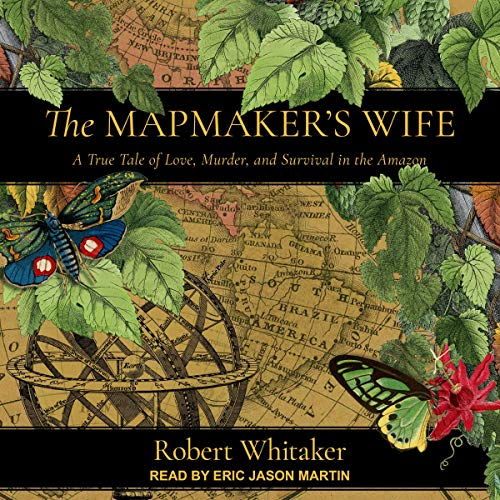 The Mapmaker's Wife cover art