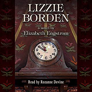 Lizzie Borden audiobook cover art