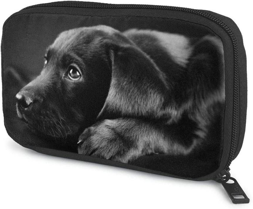 Cable Organizer Bag Puppies Dog Travel C Accessories Electronics Year-end annual 4 years warranty account
