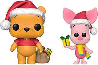 Funko Pop!: Bundle of 2: Winnie The Pooh and Piglet Holiday