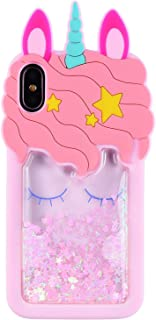 FunTeens Bling Unicorn Case for iPhone XR 6.1