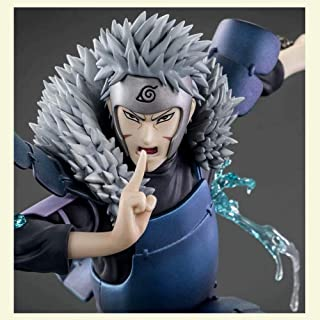 hkp Cool and Collectible PVC Figure Senju Tobirama Naruto Shippuden Action Figures -Collectors Best Choice - 19cm