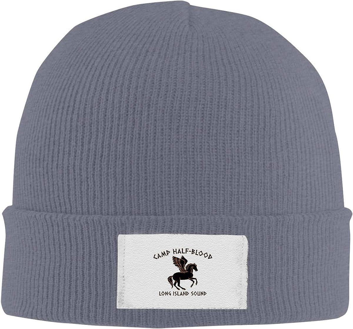 Dunpaiaa Skull Ranking TOP8 Caps Camp Half Blood Hats Stret Knit Large discharge sale Winter Warm