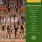 Art & Music: Riemenschneider-Music of His Time