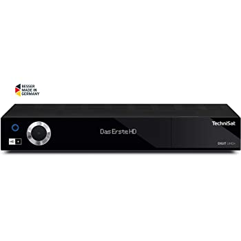 TechniSat DIGIT ISIO S2 HD Sat Receiver mit Twin Tuner