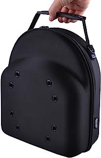 Sponsored Ad - baobab Baseball Hat case Cap Carrier Case Holder for 6 Caps Hat Bag for Travel