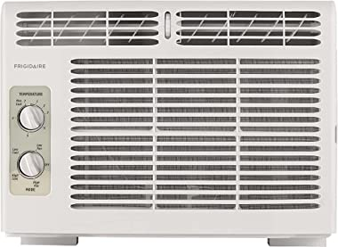 """FFRA-051-WA-1 16"""" Window Mounted Room Air Conditioner with 5000 BTU Cooling Capacity, Effortless Temperature Control, 2 F"""