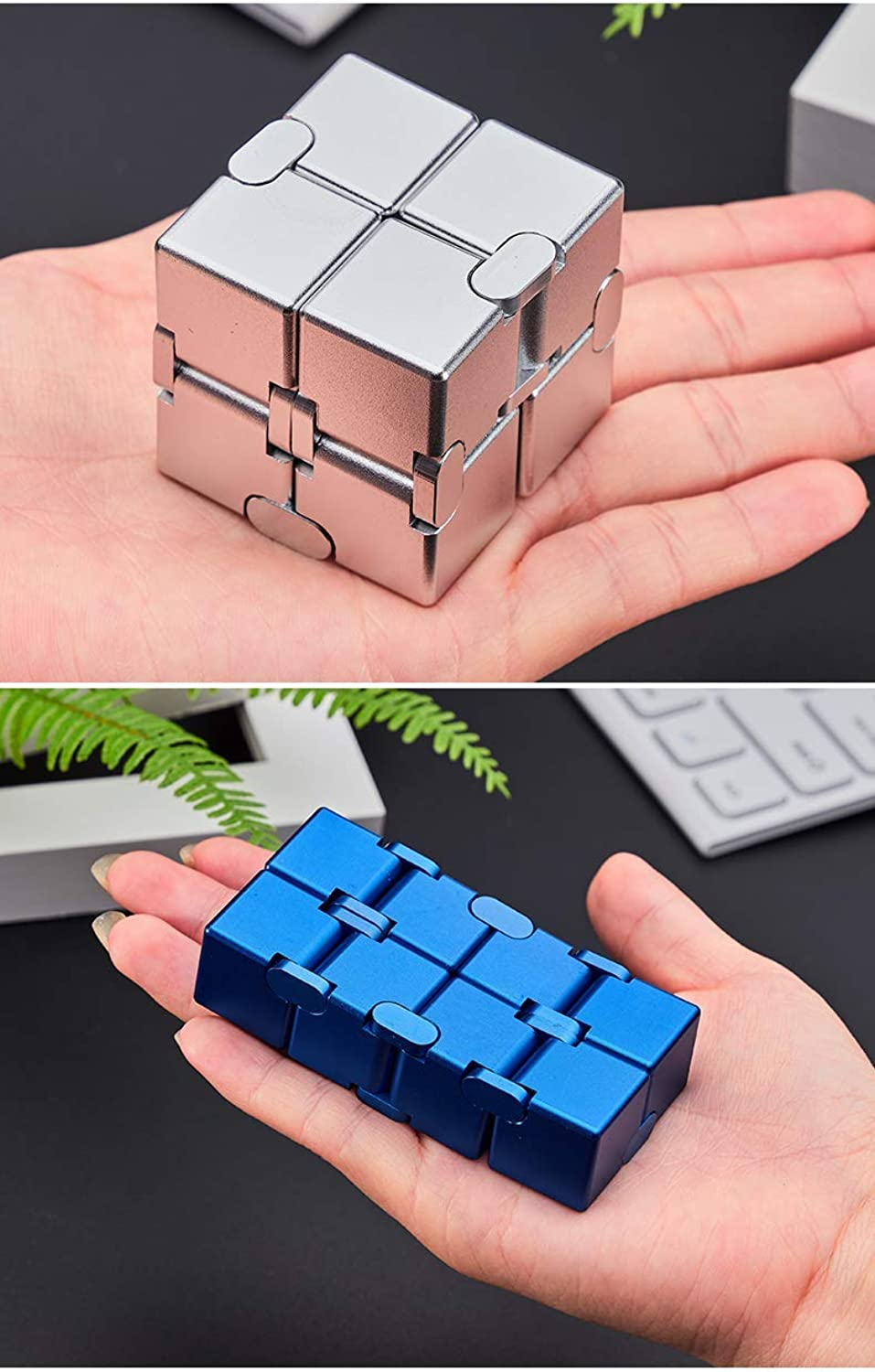 Zhouye Rubik's Cube class boring pass time Oracle Unzip toy decompression alloy antianxiety block vent roll