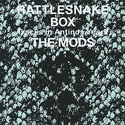 RATTLESNAKE BOX THE MODS Tracks in Antinos Years
