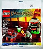 LEGO Lord of the Rings Frodos Cooking Corner (30210) by Lego Toy (manual en inglés)