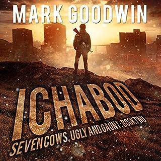 Ichabod audiobook cover art