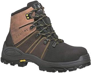 Lemaitre Chaussures de sécurité Trek Brun S3 CI SRC 100% Non métalliques