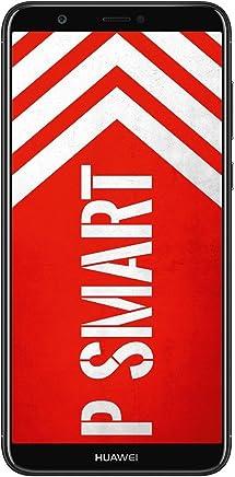 Huawei P Smart Smartphone, 32 GB, Nero