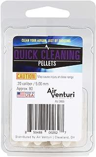 Air Venturi Beeman .20 Caliber Quick Cleaning Pellets, 80 Count