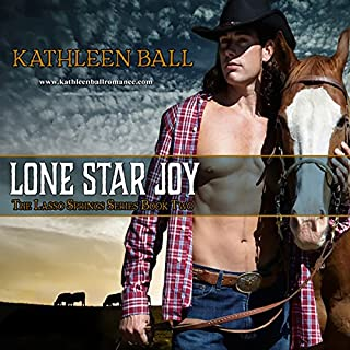 Lone Star Joy      Lasso Springs, Book 2              Written by:                                                                                                                                 Kathleen Ball                               Narrated by:                                                                                                                                 Curt Bonnem                      Length: 6 hrs and 53 mins     Not rated yet     Overall 0.0